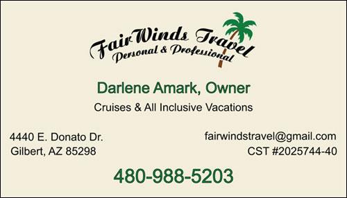 FairWinds Travel