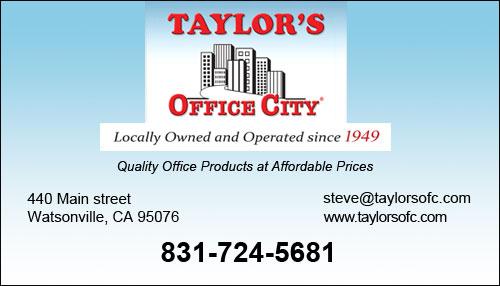 Taylor's Office City